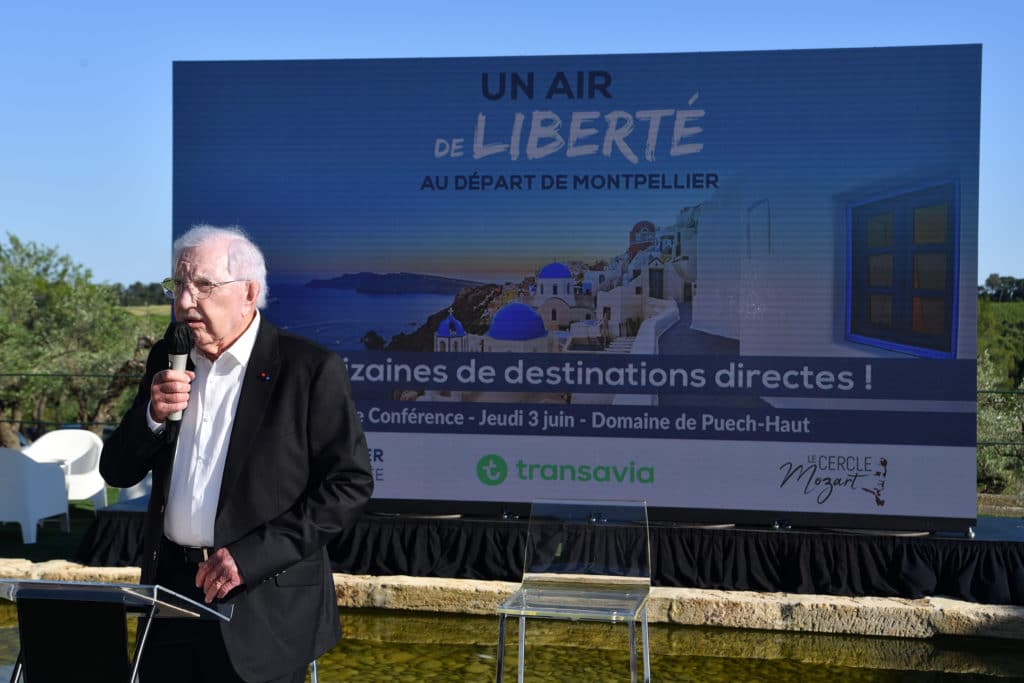 Discours michel fromont