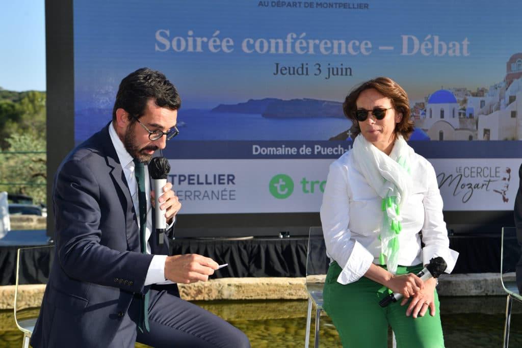 Nathalie Stubler, PDG Transavia